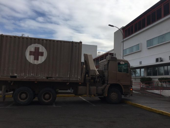 PAME en Hospital de Iquique