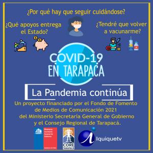 COVID-19 en Tarapacá